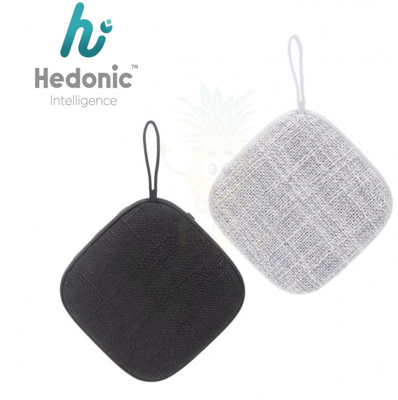 Hedonic Mini Fabric Speaker 迷你藍牙喇叭 [2色]