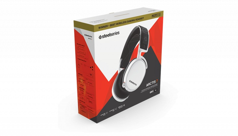 SteelSeries Arctis 7 2019遊戲耳機