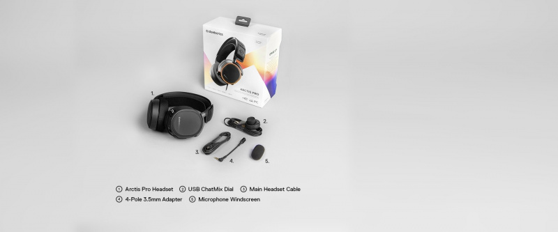 Steelseries Arctis Pro 電競耳機