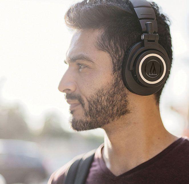 Audio Technica ATH-M50xBT BLACK
