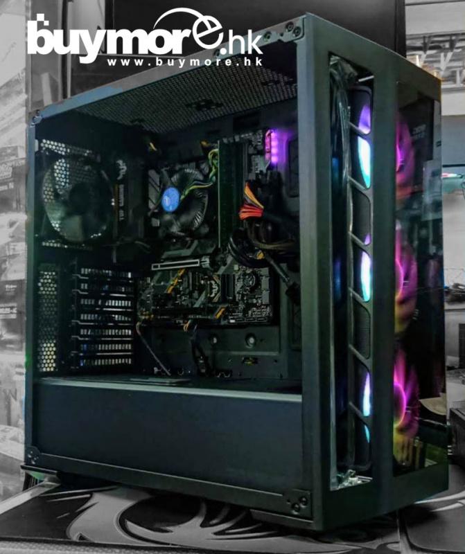 未來科技 Intel Core i5-9400 / MSI H310M PRO-M2 / Kingston Value 16G / KINGSTON A2000 250G M.2 NVMe SSD Cooler Master MASTERBOX MB530P / Cooler Master MWE 650W