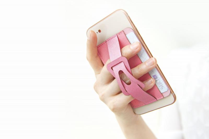 RJ Slash Go 手機咭套+指扣 (SG-BONPU-XX)