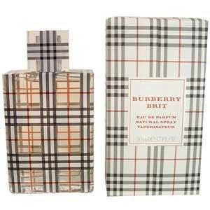 Burberry Brit For Her EDP 風格女性香水 30ml