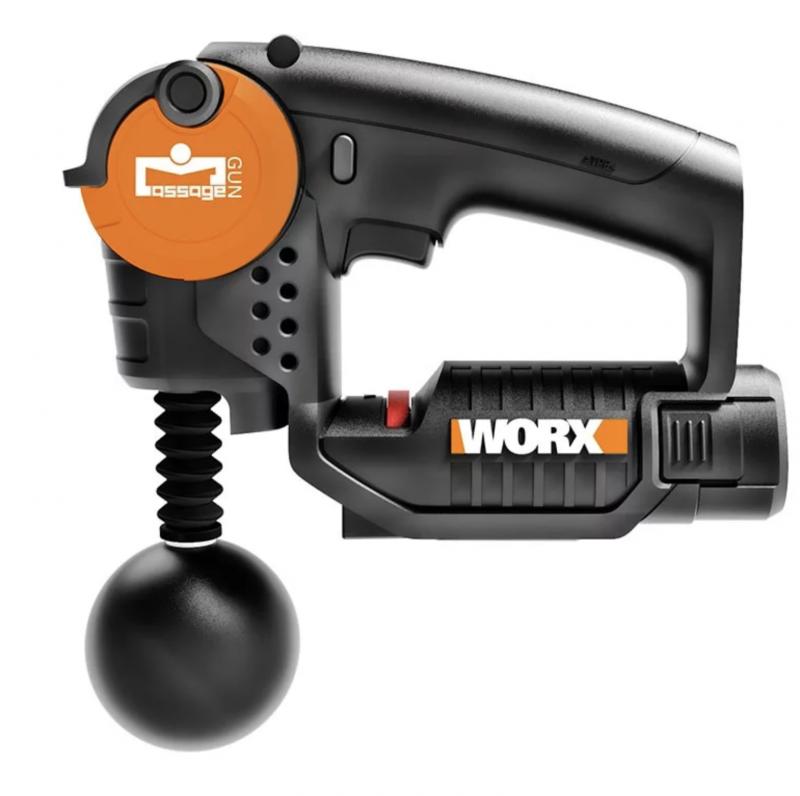 威克士 WORX WX541 12V 肌肉按摩槍