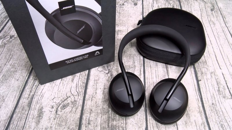 Bose Noise Cancelling Headphones 700 無線消噪耳機 [黑色]