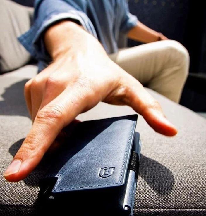 美國 Ekster 智慧錢包 Parliament Wallet 3.0 Nappa 卡夾皮革錢包 [3色] 預訂:3-7天發出