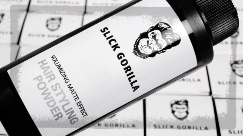 英國 Slick Gorilla 清爽造型髮粉 [兩枝裝]