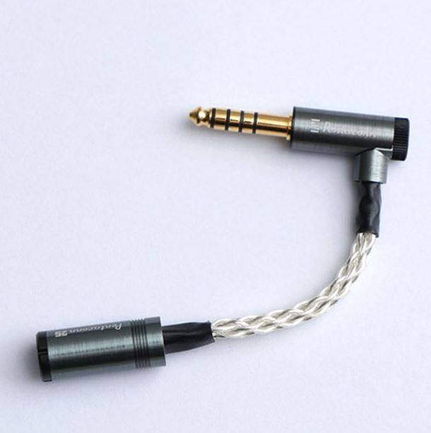 Pentaconn Convertion Cable 耳機轉換插 [4.4MM TO 2.5MM / 3.5MM TO 4.4MM /2.5MM TO 4.4MM]