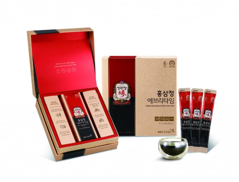 韓國正官庄 EVERYTIME 禮盒裝 (3克) (30包)