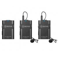 【香港行貨】BOYA BY-WM4 Pro K2 Wireless Microphone 一開二無綫收音咪