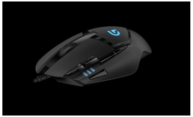 【香港行貨】Logitech G402 光學滑鼠