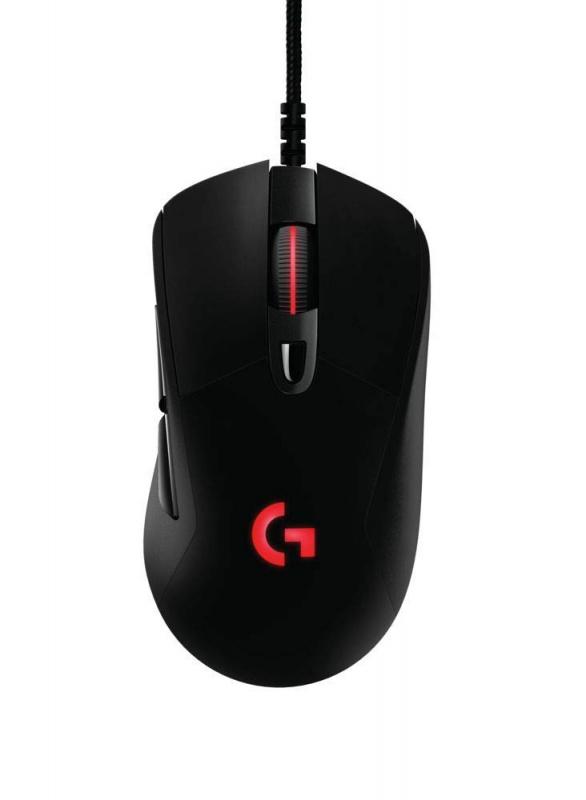 【香港行貨】Logitech G403 Hero 光學滑鼠