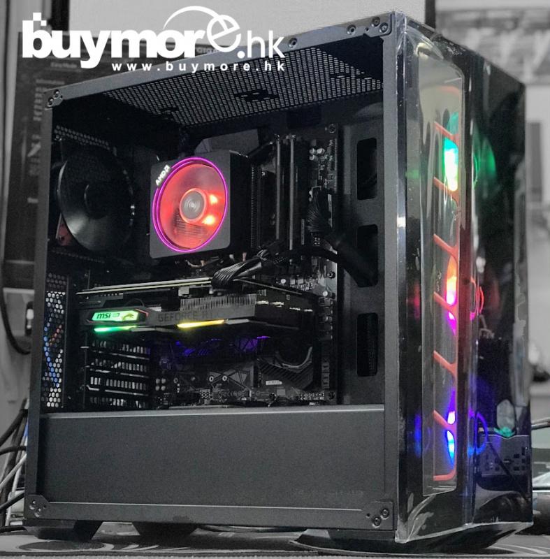 未來科技 AMD Ryzen 7 2700X / MSI B450 TOMAHAWK MAX / Kingston HyperX Fury 16G / ADATA 512GB SX8200 NVMe SSD / MSI RTX2060 SUPER GAMING X 8G / CoolerMaster MB511 / 650w