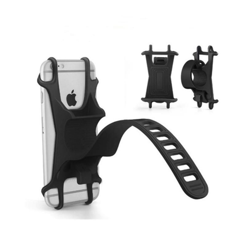 ASK Lifestyle - 矽膠單車手機支架 - HG1363 (黑色)