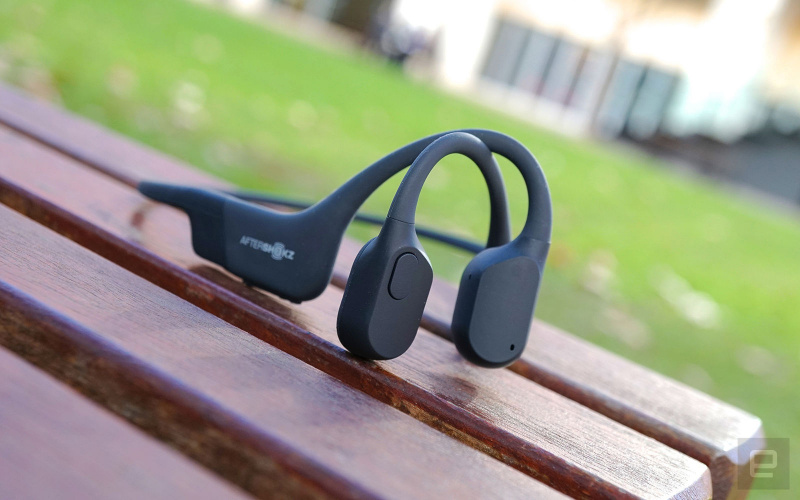 AfterShokz Aeropex AS800 骨傳導耳機