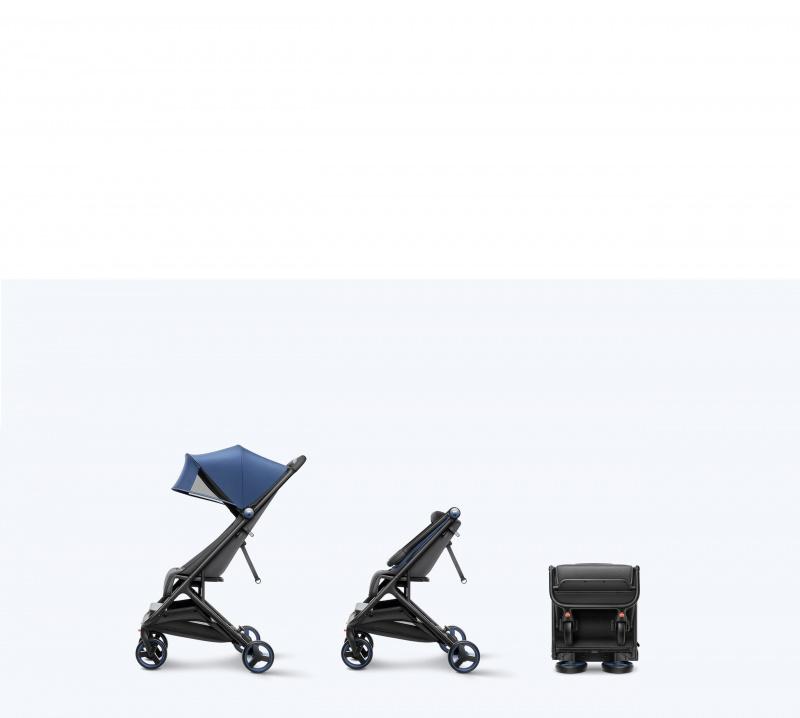 小米 米兔摺疊嬰兒推車 [3色]