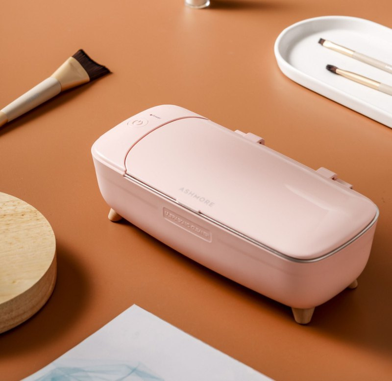 ASHMORE 家用超聲波清洗機洗眼鏡機