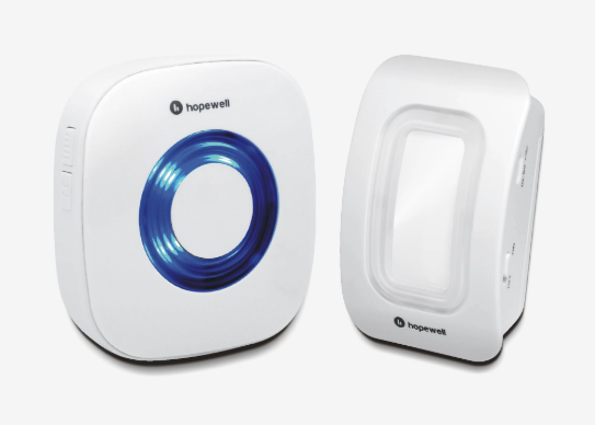 Hopewell Wireless Motion Sensor Alarm MD-2011