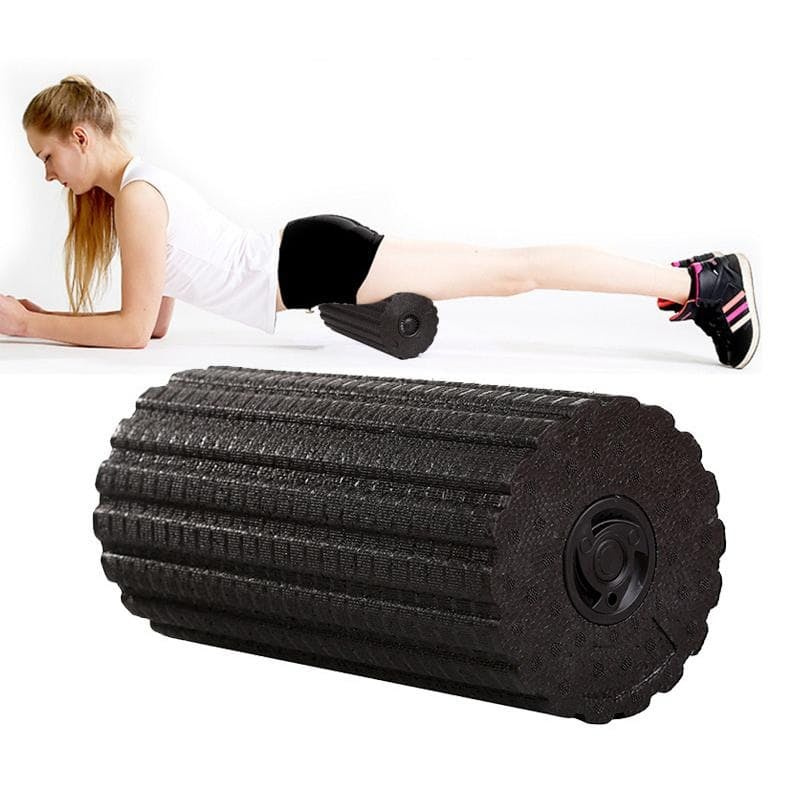 Vibrating Massage Foam Roller 震動按摩滾軸