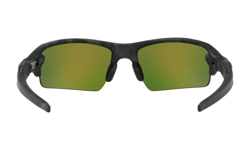 OAKLEY OO9271-2761 FLAK™ 2.0 (ASIA FIT) BLACK CAMO 太陽眼鏡