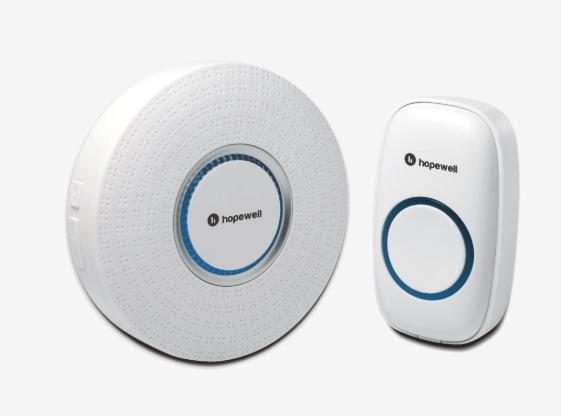 Hopewell 300m Plug-In Wireless Doorbell 插電式門鈴 DB-R1