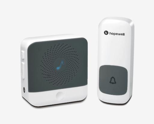 Hopewell 260m Mini Plug-In Wireless Doorbell 插電式門鈴 DB-M2