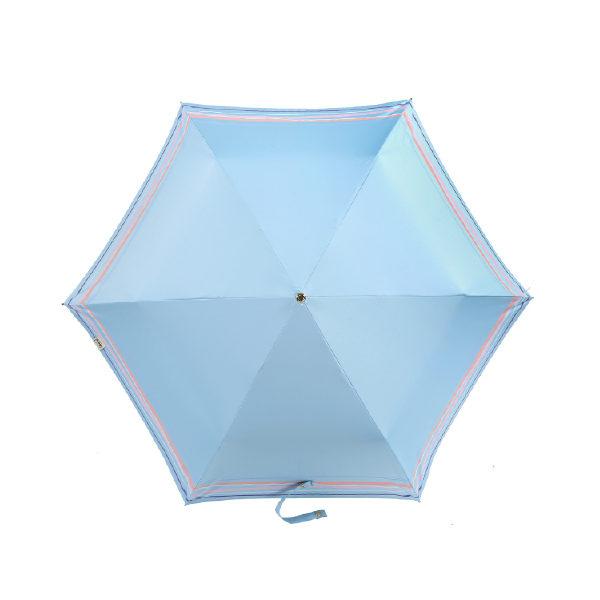 boy BY3065 三折超輕小彎柄防曬公主傘 [2色]