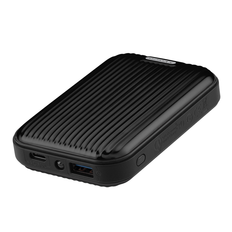 MOMAX iPower Go mini 5 Type C PD 快充 QC3.0 快充 10000mAh 流動電源 IP58A [3色] 送Lightning連接線(DL16B)