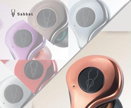 Sabbat E12 藍牙耳機配無線充電盒 (電鍍特別版) [6色]