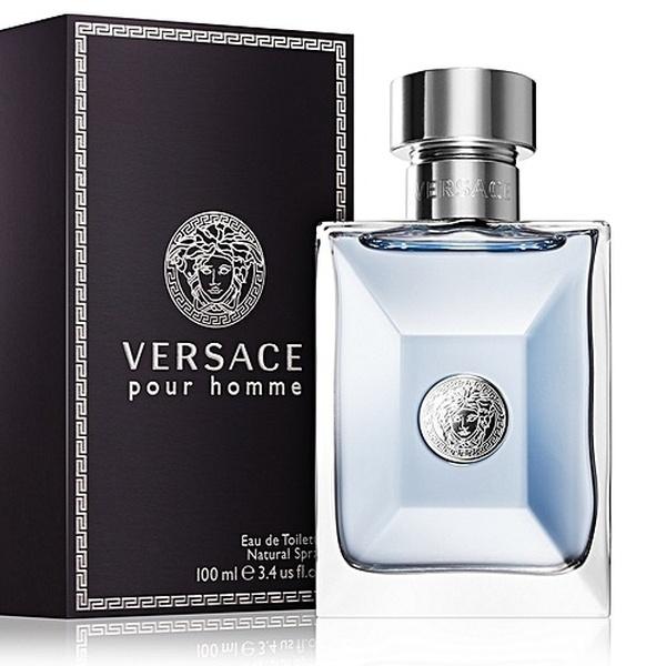 Versace Pour Homme EDT 經典男士淡香水 [30ml/100ml]