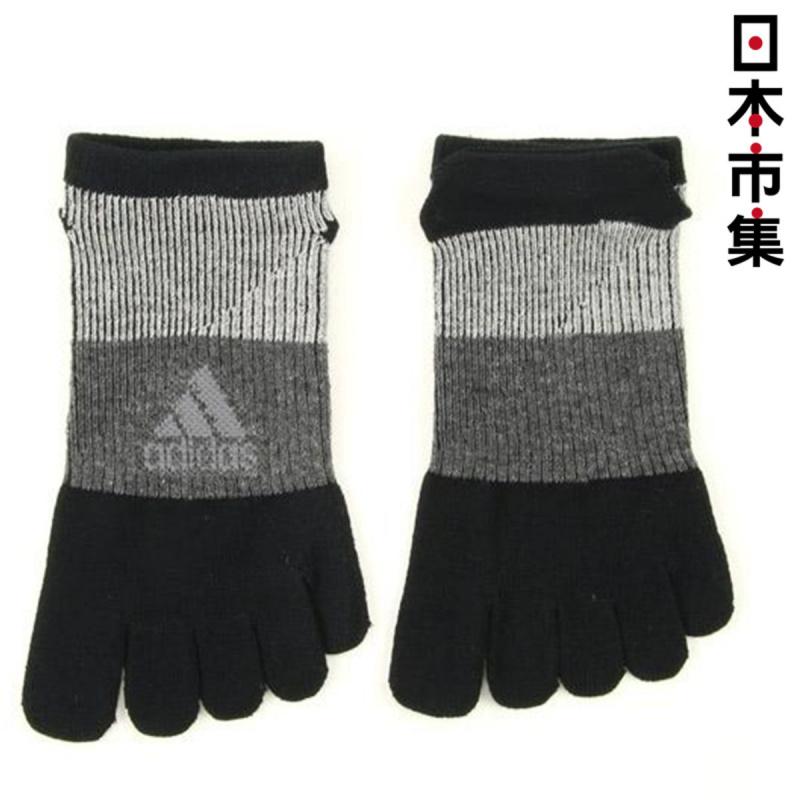日版 adidas 黑色 5指襪 (280)【市集世界 - 日本市集】