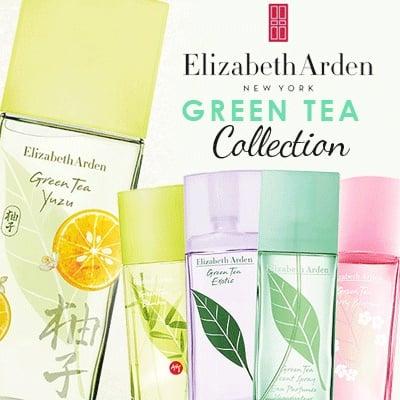 Elizabeth Arden 綠茶柚子香水 Green Tea Yuzu EDT 100ml