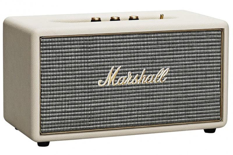 Marshall Stanmore 藍牙喇叭 [白色別注版]