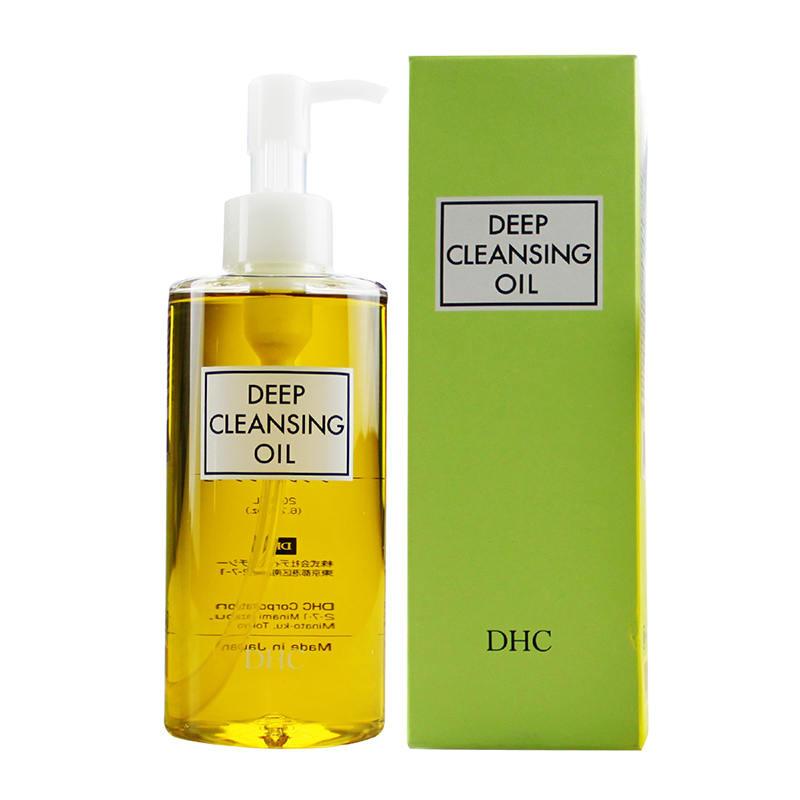 DHC Deep Cleaning Oil 橄欖水潤潔膚油 200ml