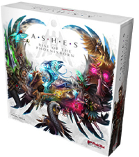 餘燼: 鳳凰轉生 - Ashes: Rise of Phoenixborn