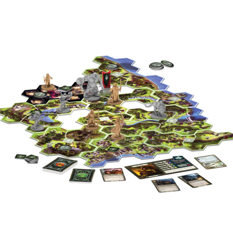 魔戒: 中洲征途 - The Lord of the Rings: Journeys in Middle earth