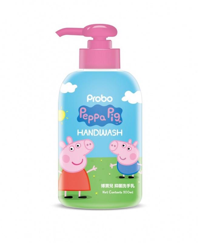 博寶兒 x 粉紅豬小妹抑菌洗手乳300毫升