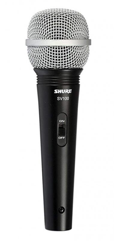SHURE SV100 高級動圈式麥克風