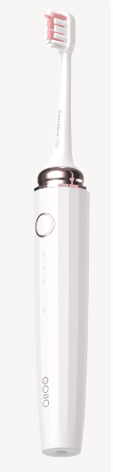 LOHAS - ONESOUL 壹素旅行聲波電動牙刷  GO110  白, 粉, 綠