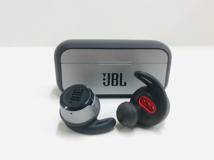 JBL Reflect Flow 真無線運動耳機