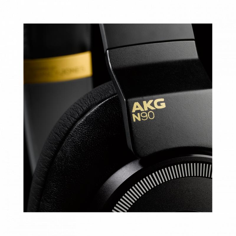 AKG N90Q頭戴式重低音HIFI音樂耳機