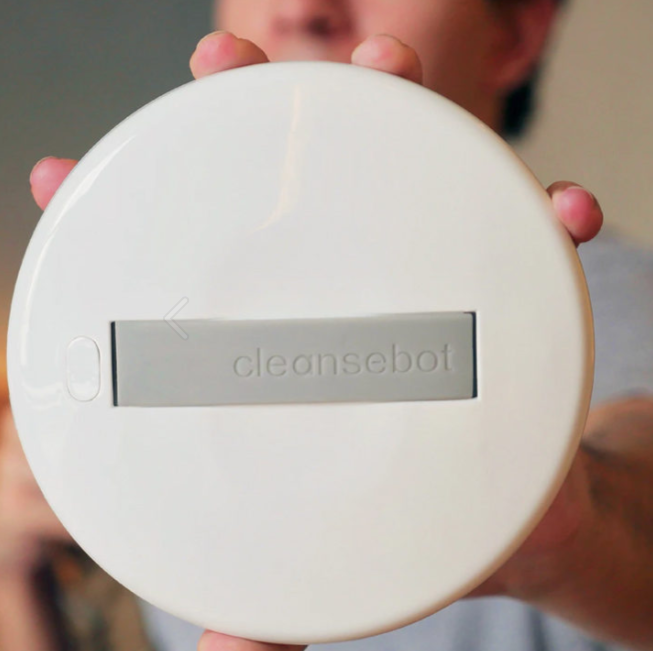 CleanseBot智能殺菌除蟎清潔機器人(預訂:9月30號寄出)