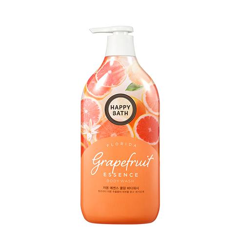 韓國 Happy Bath 沐浴露 Grapefruit (西柚精華)  900ml