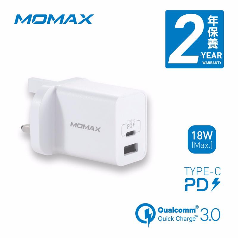 ONEPlug 雙USB Type C + QCD3.0 USB 快速充電器 英規 UM13 [2色]