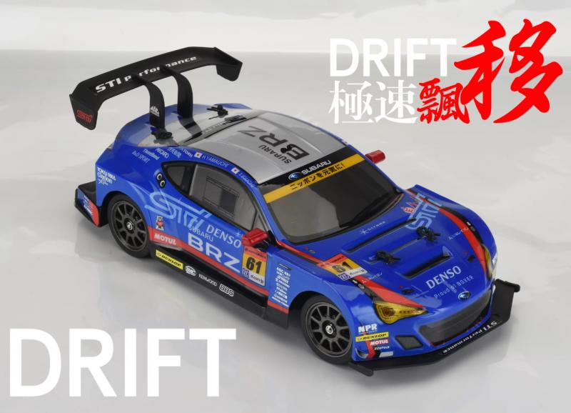 SUPER GT 20121GS 四驅飄移遙控車