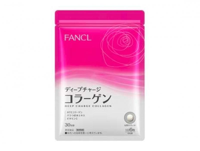 FANCL 三肽美肌膠原蛋白180粒 (30日份量)