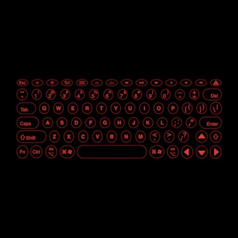 台灣 Serafim Keybo 投射鍵盤