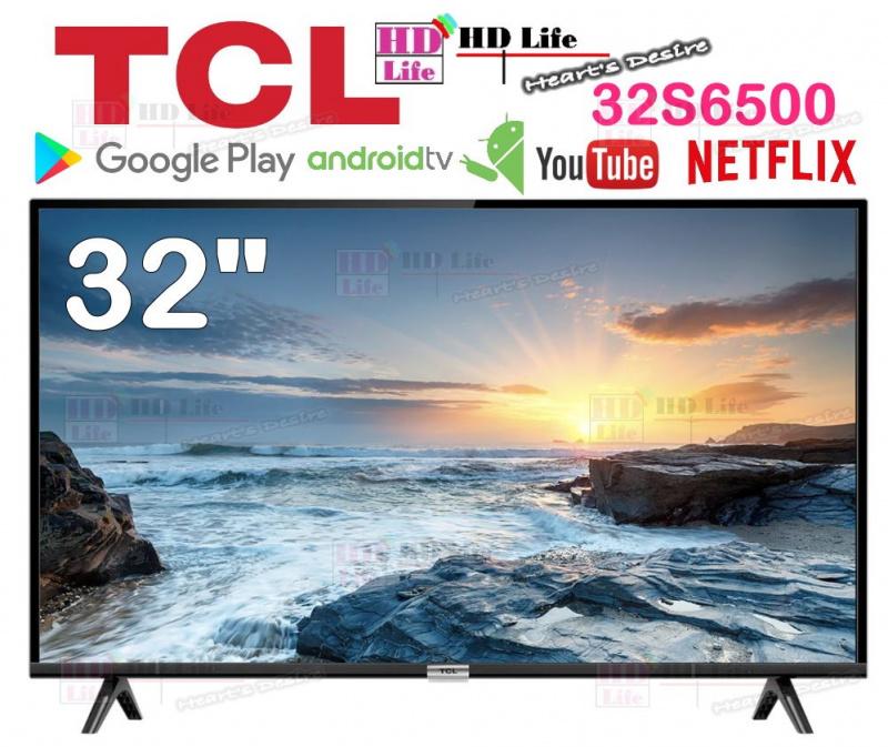 """TCL 32S6500 32"""" HD高清智能電視 S6500"""