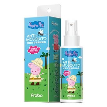 Probo - 粉紅豬小妹 草本驅蚊噴霧100ml