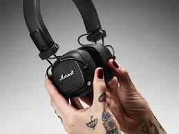 Marshall Major III Bluetooth 藍牙耳機 [黑色]
